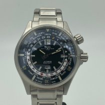 Ball Steel 45mm Automatic DG2022A-SA-BK new