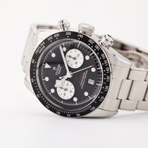 Tudor Black Bay Chrono Steel 41mm Black United States of America, New Jersey, Oradell