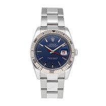 Rolex Datejust Turn-O-Graph Steel 36mm Blue No numerals United States of America, Pennsylvania, Bala Cynwyd