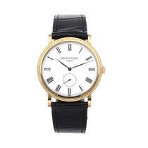 Patek Philippe Calatrava Yellow gold 36mm White Roman numerals United States of America, Pennsylvania, Bala Cynwyd