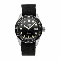 Oris 01 733 7720 4054-07 5 21 26FC Steel Divers Sixty Five 42mm pre-owned United States of America, Pennsylvania, Bala Cynwyd