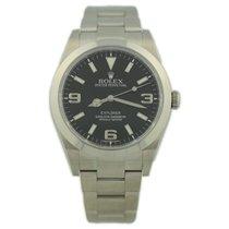 Rolex Explorer Steel 39mm Black Arabic numerals United States of America, California, Fullerton