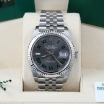 Rolex Datejust Steel 41mm Grey No numerals United States of America, California, Los Angeles