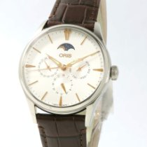 Oris Artelier Complication new Automatic Watch with original box and original papers 01 781 7729 4031-07 5 21 65FC