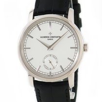 Vacheron Constantin White gold 38mm Manual winding 82172/000G-9383 pre-owned