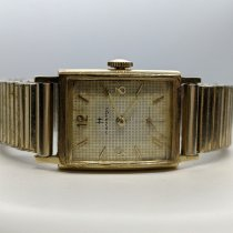 Hamilton Yellow gold Manual winding pre-owned