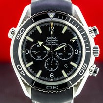 Omega Seamaster Planet Ocean Chronograph Steel 45.5mm United States of America, Massachusetts, Boston