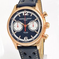 Frederique Constant FC397HN5B4 Steel Vintage Rally 42mm new
