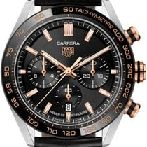 TAG Heuer cbn2a5a.fc6481 Gold/Steel 2021 Carrera 44mm new United States of America, New York, Airmont