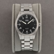 Oris Steel 41mm Automatic 01 751 7697 4164-07 8 20 19 pre-owned United States of America, New York, Airmont