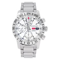 Chopard Mille Miglia Steel 42mm Silver No numerals United States of America, Florida, Surfside