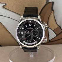 Jaeger-LeCoultre Master Compressor Geographic Steel 41mm