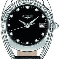 Longines Equestrian new Quartz Watch with original box L61360570
