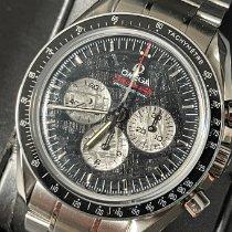 Omega Speedmaster Professional Moonwatch gebraucht 42mm Schwarz Chronograph Stahl