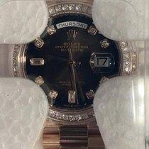 Rolex Day-Date 36 neu 2021 Automatik Uhr mit Original-Box und Original-Papieren 128345
