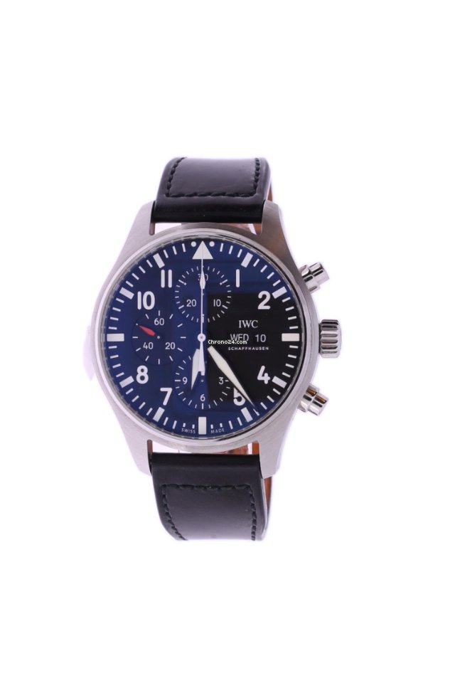 IWC Pilot Chronograph IW377709 2020 pre-owned