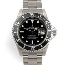 Rolex Steel 40mm Automatic 16610