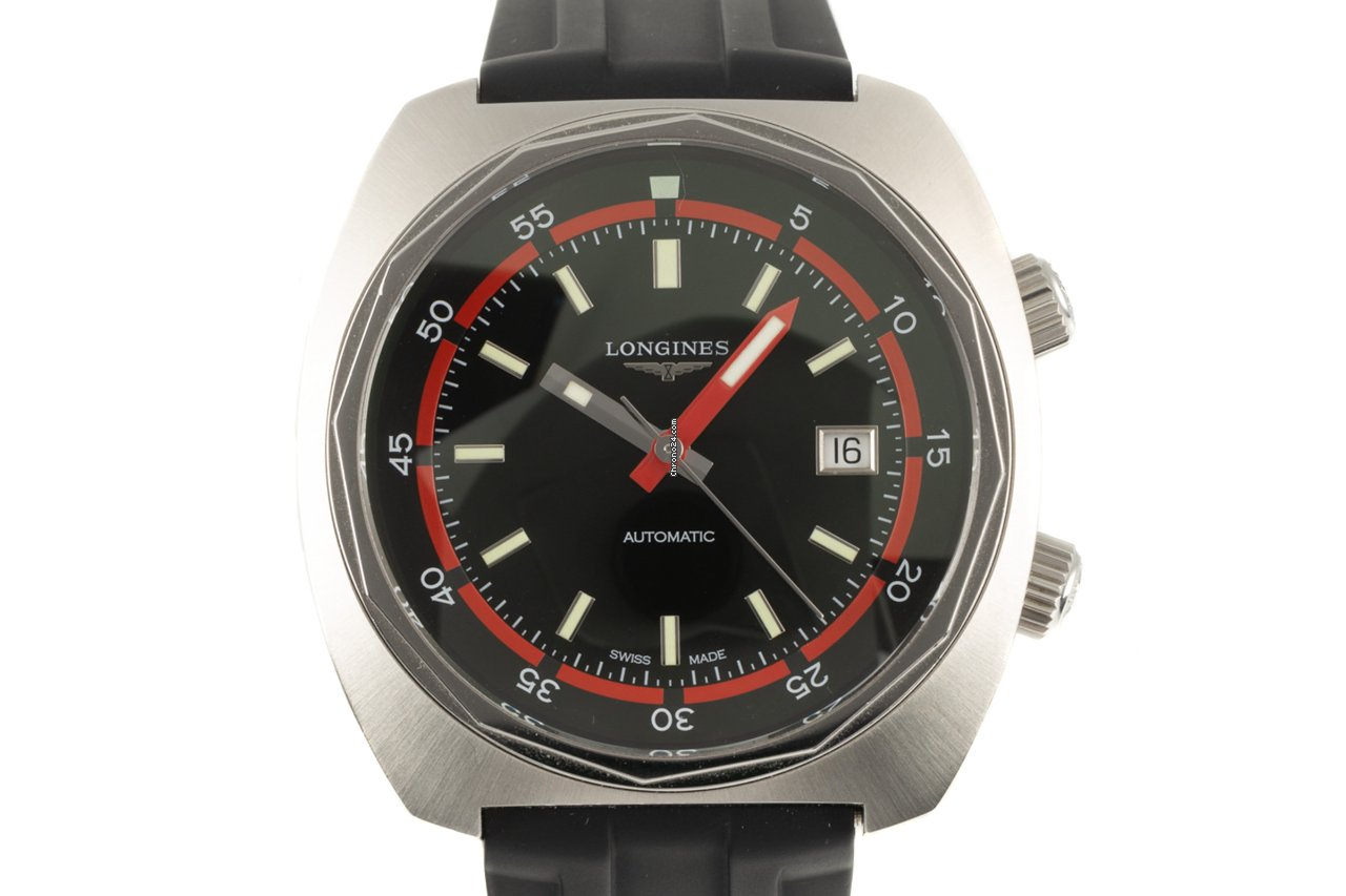 Longines Heritage L2.795.4 2016 pre-owned