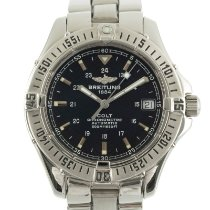 Breitling Colt Automatic Steel 38mm Black