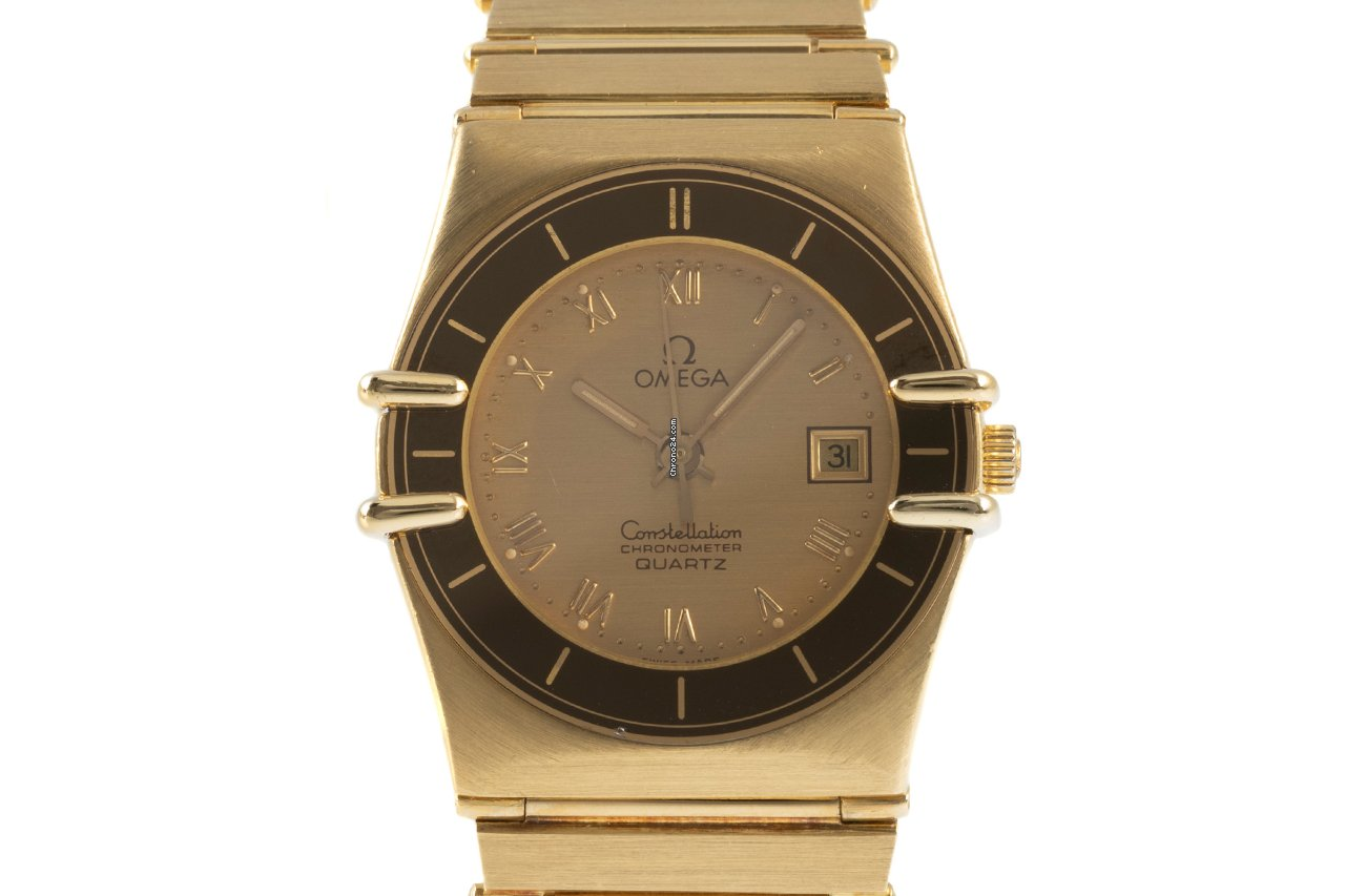 Omega Constellation Ladies 598.0003 1985 pre-owned