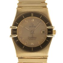Omega Constellation Ladies Yellow gold 26mm Gold