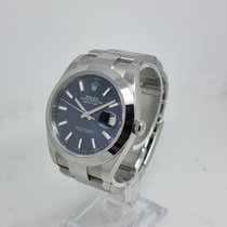 Rolex Steel 41mm Automatic 126300 pre-owned