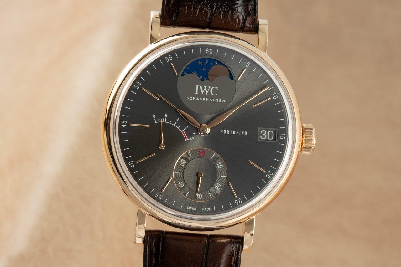 IWC Portofino Hand-Wound IW516403 2017 new