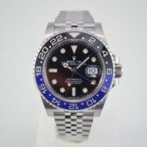 Rolex Steel 40mm Automatic 126710BLNR-0002 new