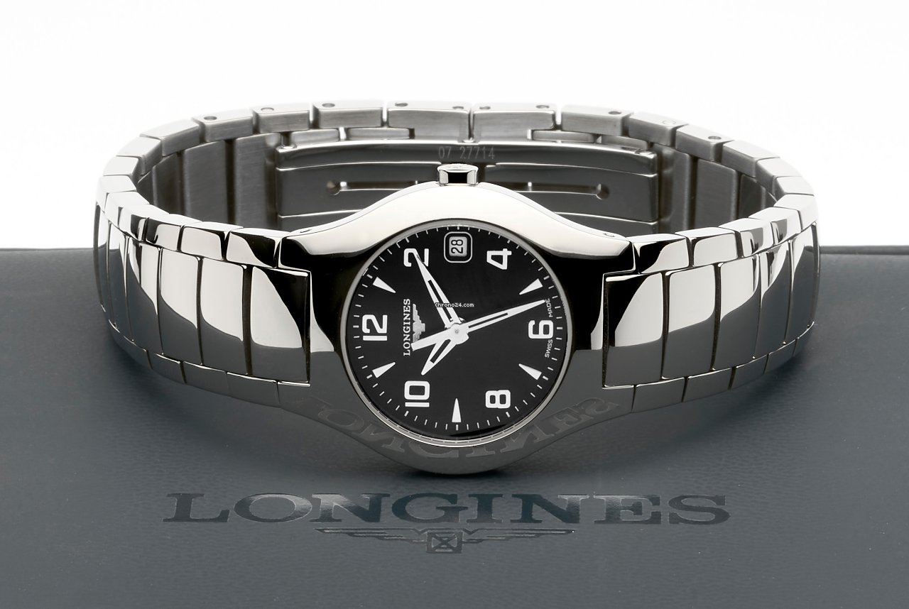 Longines Oposition L3.125.4.56.6 new