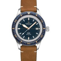 Certina C036.407.16.040.00 New Steel 42.8mm Automatic