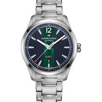 Hamilton Broadway H43515141 New Steel 42mm Automatic
