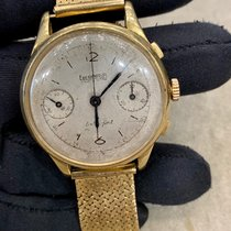 Eberhard & Co. Yellow gold 39mm Manual winding 31951 pre-owned