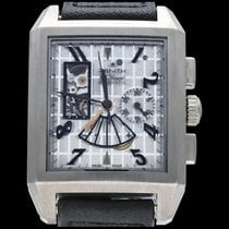 Zenith Port Royal Titane 36mm Argent Arabes