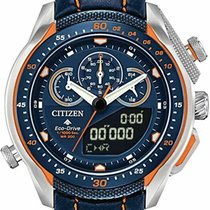 Citizen Promaster Land new Chronograph Watch with original box JW0139-05L