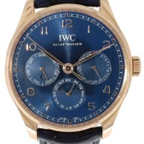 IWC Rose gold Automatic IW344205 pre-owned United Kingdom, London