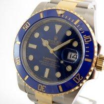 Rolex Submariner Date Gold/Stahl 41mm Blau Deutschland, Nürnberg