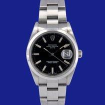 Rolex Oyster Perpetual Date Acciaio 34mm Nero Senza numeri Italia, Eur (RM)