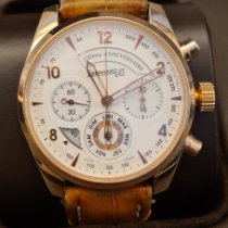 Eberhard & Co. Yellow gold Automatic 30120 pre-owned