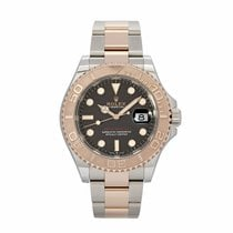 Rolex Yacht-Master 40 Silver 40mm Brown United States of America, Texas, Plano