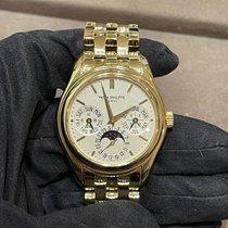 Patek Philippe 5140J-001 Yellow gold Perpetual Calendar 37.2mm pre-owned