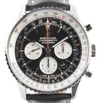 Breitling Navitimer 1 B01 Chronograph 43 Steel 43mm Black No numerals United Kingdom, London