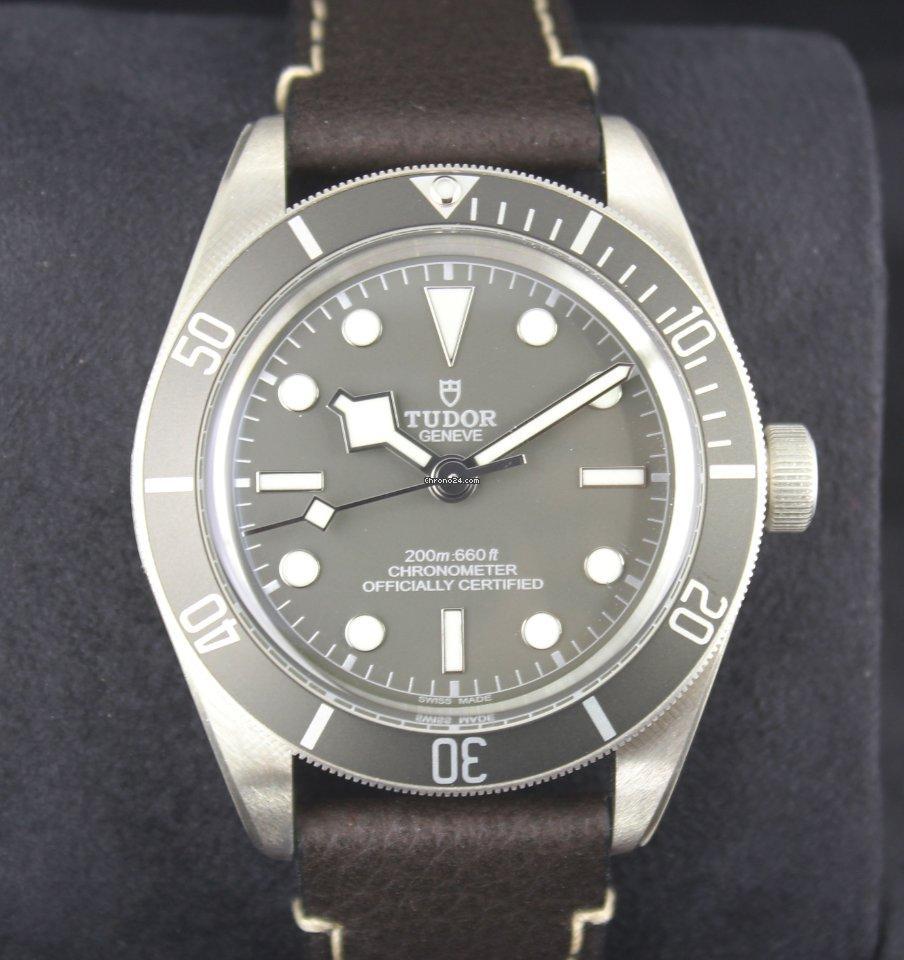 Tudor Black Bay Fifty-Eight 79010SG 2021 nieuw