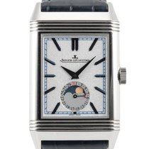 Jaeger-LeCoultre Steel 42.9mm Manual winding Q3908420 pre-owned United Kingdom, London