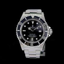 Rolex Sea-Dweller 4000 Stahl 40mm Schwarz Keine Ziffern Deutschland, Rosenheim
