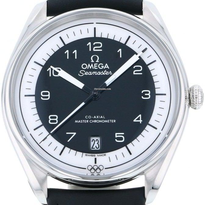 Omega Seamaster Planet Ocean 522.32.40.20.01.003 2021 new