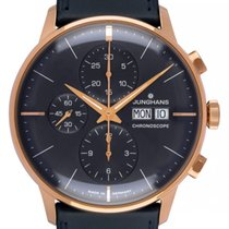 Junghans Meister Chronoscope 40.7mm Blue
