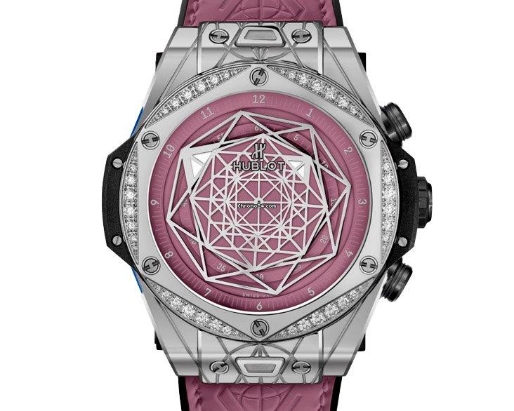 Relojes Hublot Big Bang Diamond en Chrono24