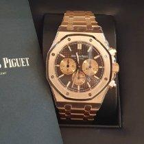 Audemars Piguet Royal Oak Chronograph nowość 2021 Automatyczny Chronograf Zegarek z oryginalnym pudełkiem i oryginalnymi dokumentami 26331OR.OO.1220OR.02
