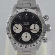 Rolex 6265 Steel 1971 Daytona 37mm pre-owned