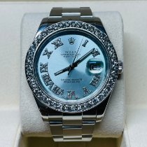 Rolex Datejust II Steel 41mm Blue United States of America, Florida, West Palm Beach